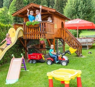 Ferienwohnung Alpenstern Spielehaus