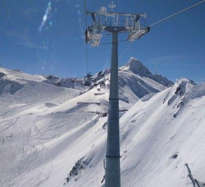 Panoramabahn Hochjoch