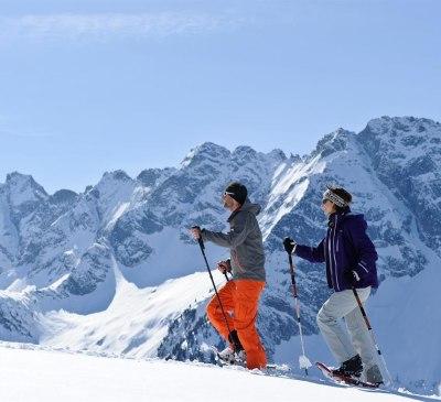 Winterwandern  Laurin Moser