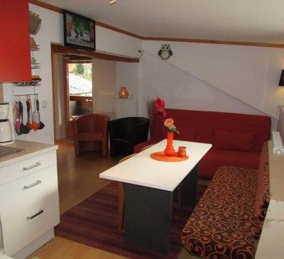 Wohnküche Apartment 2