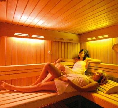 Alpenpension Elferblick - Sauna