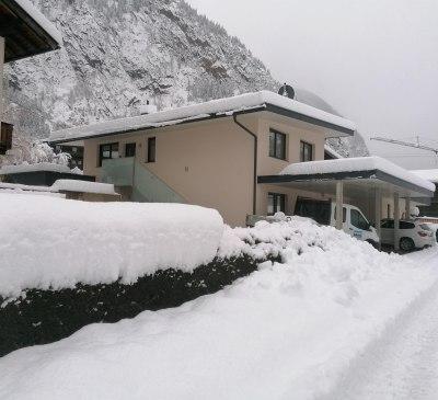 Winter ist gekommen