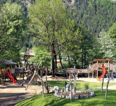 Kinderspielplatz Schlitterer See