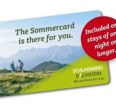 Summercard inklusive