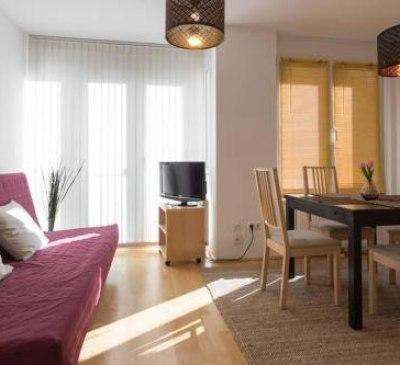 Bright Apartment in Hip & High Quality Neighborhood, © bookingcom