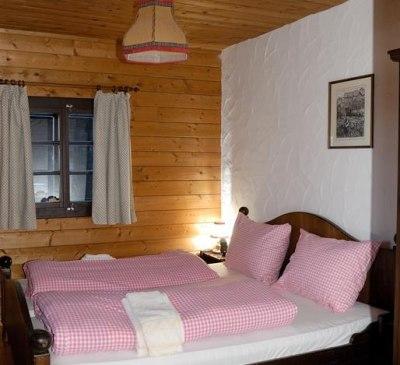 Alpenhäuser Marcius - Elternzimmer 1