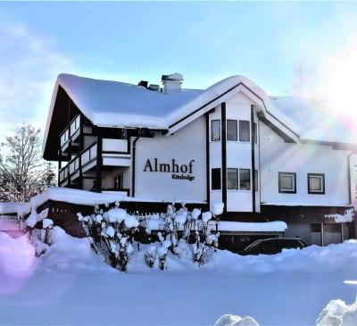 Almhof Kitzlodge Winter 2019
