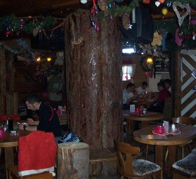 Restaurant  Winter