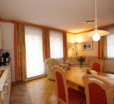 Apartment Sonnenblume Kusenberg, © bookingcom