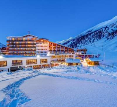 Alpen-Wellness Resort Hochfirst, © bookingcom