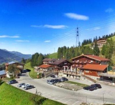 Alpengasthof Enzianhof, © bookingcom