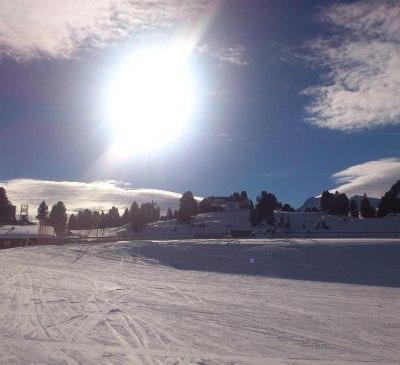 """skiing area """"Zillertal 3000"""""""