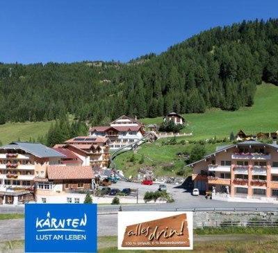 Alm-Resort Frühauf Nahaufnahme