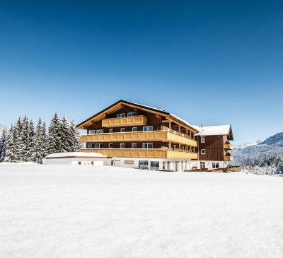 Alpengasthof Hörnlepass Kleinwalsertal
