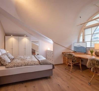 Appartement_Anna_Talstrasse_4a_Zell_Schlafzimmer_1