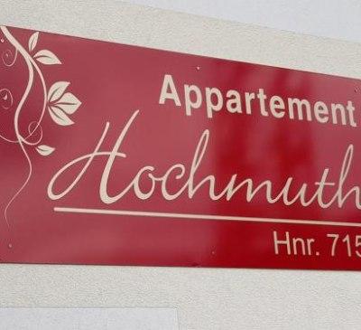 Appartement Hochmuth, © bookingcom