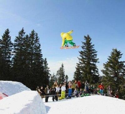 Snow and Fun park