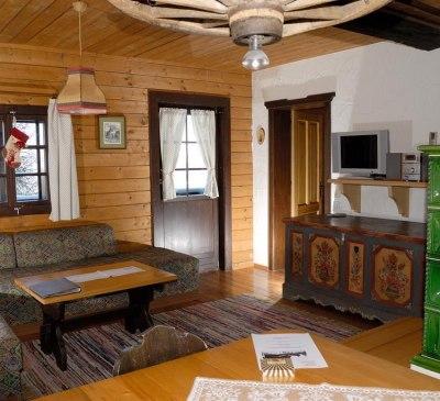 Alpenhauser Marcius - Wohnzimmer 1
