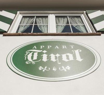 Appart Tirol Hippach - Sommer 4  Logo