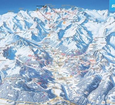 Stubai Gletscher