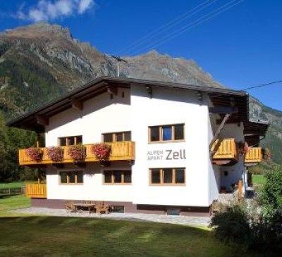 Alpenapart Zell, © bookingcom