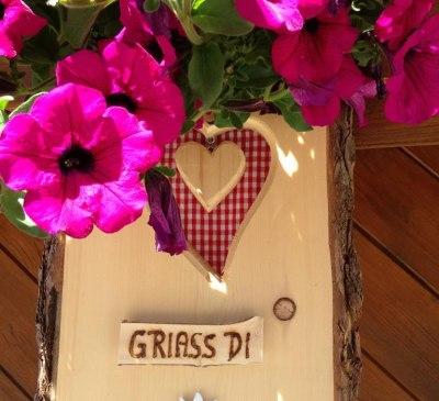 Griass Di  Alpenrose
