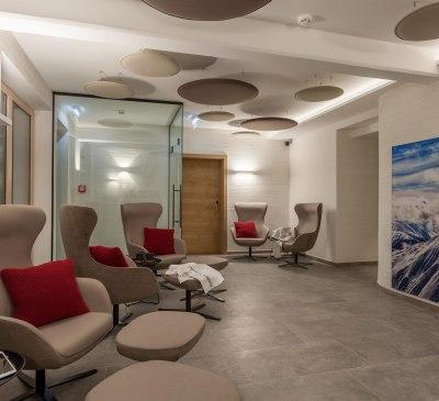 140 m² Saunalandschaft / Wellness