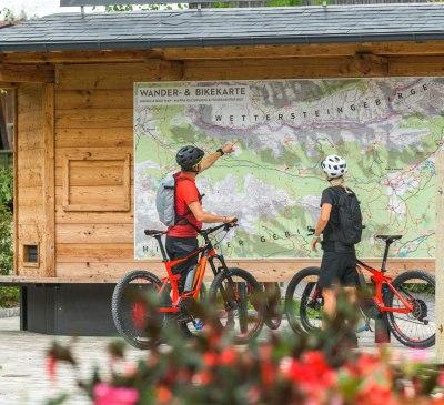 E-Bike und Radfahren in Leutasch