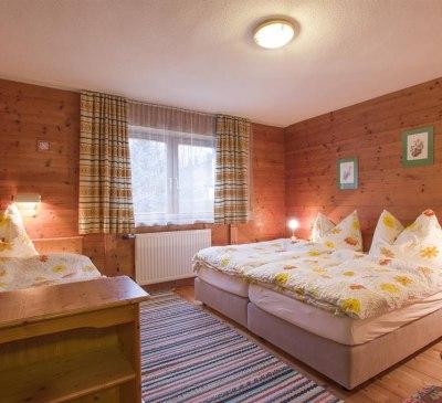 Appartement Erdgeschoss Schlafzimmer1